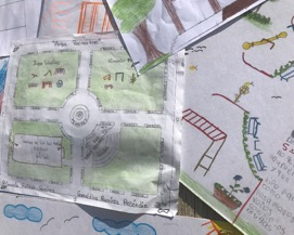 Park designs by Children of the San Martin Community