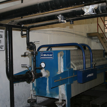 San Martin Shriver Concentrate Press