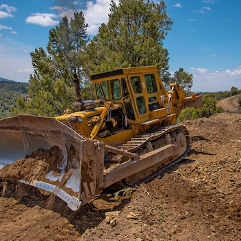 Road Building Toiyabe 2016